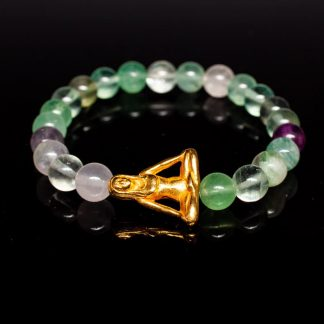 Guides and Angels Energy Bracelet Fluorite