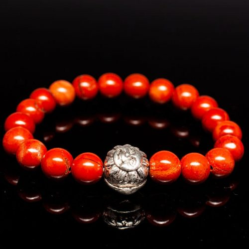 Guides and Angels Energy Bracelet Red Jasper