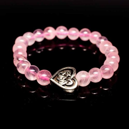 Guides and Angels Energy Bracelet Rose Quartz