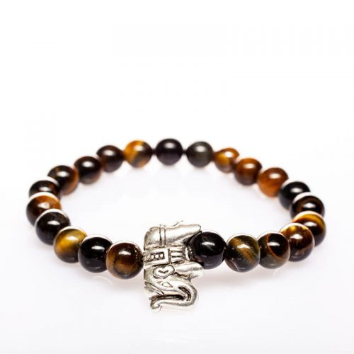 Guides and Angels Energy Bracelet Tiger Eye