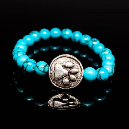 Guides and Angels Energy Bracelet Turquoise