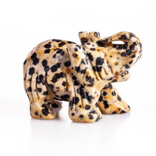 Guides-And-Angels-Good-Luck-Elephant-Dalmatian-Jasper