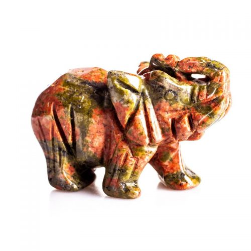 Guides-And-Angels-Good-Luck-Elephant-Unakite