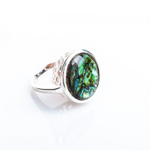 Guides-And-Angels-Mother-Of-Pearl-Silver-Ring-3
