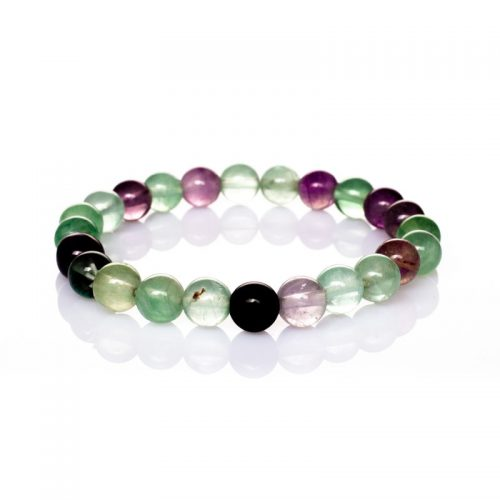 Guides-And-Angels-energy-Beads-Bracelet-Fluorite