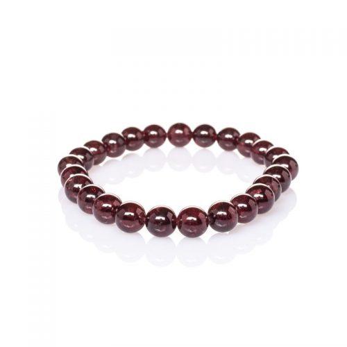 Guides-And-Angels-energy-Beads-Bracelet-Garnet
