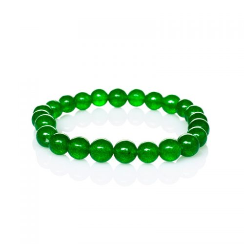 Guides-And-Angels-energy-Beads-Bracelet-Green-Jade