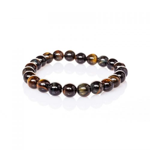Guides-And-Angels-energy-Beads-Bracelet-Tiger-Eye