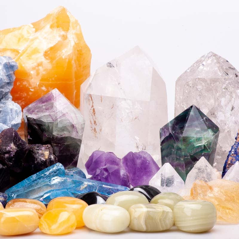 Guides and Angels Crystals