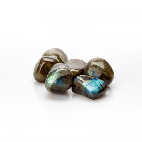 Guides and Angels Labradorite Tumbled