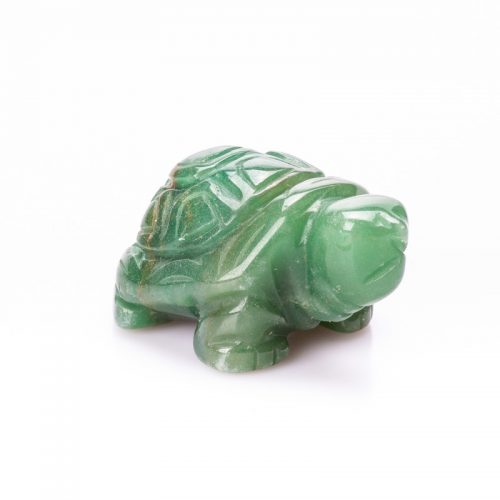 Guides and Angels Turtle Aventurine