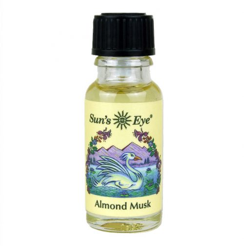 Guides and Angels Almond Musk Oil