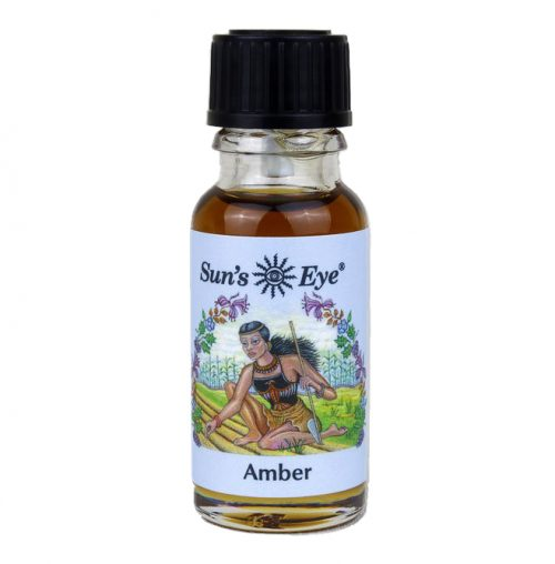 Guides and Angels Amber Oil