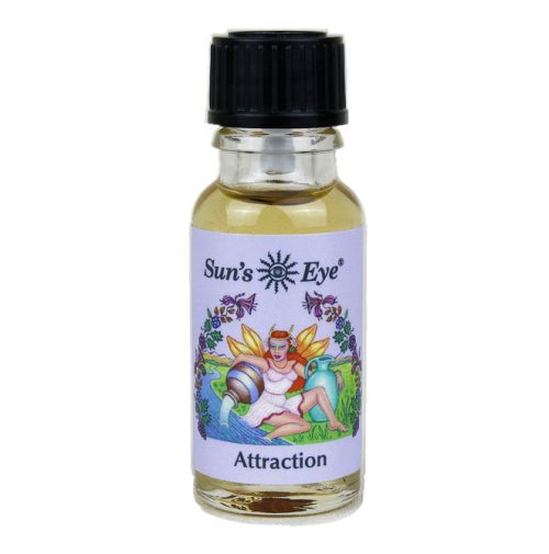 Guides and Angels Attraction Oil