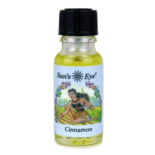 Guides and Angels Cinnamon Oil