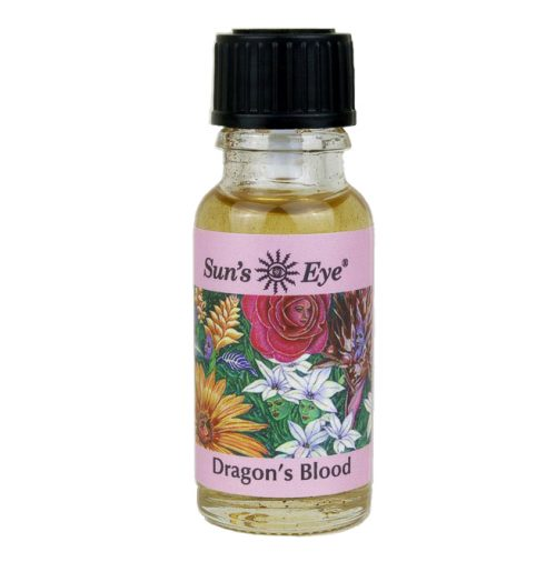 Guides and Angels Dragons Blood Oil