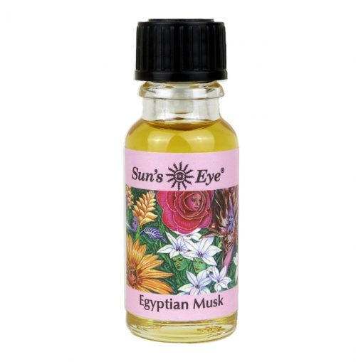 Guides and Angels Egyptian Musk Oil