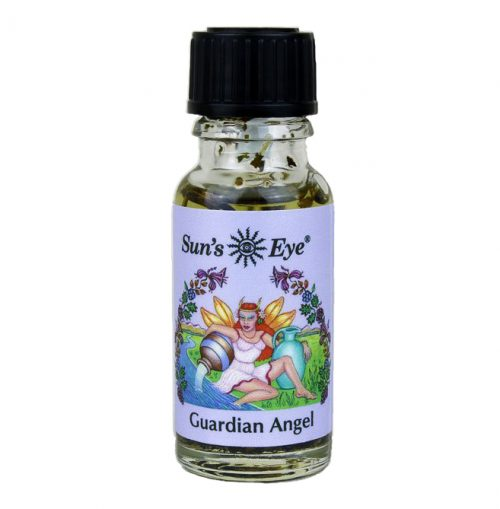 Guides and Angels Guardian Angel Oil