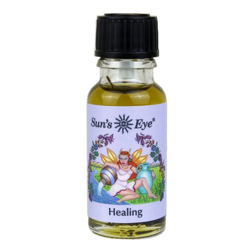 Guides and Angels Healing Oil