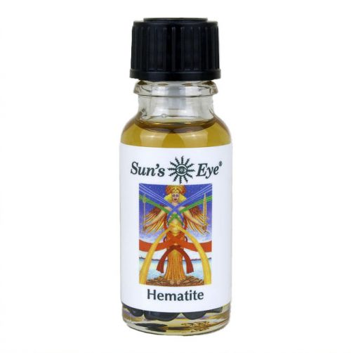 Guides and Angels Hematite Oil