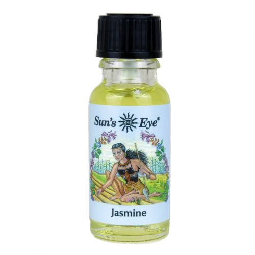 Guides and Angels Jasmine Oil