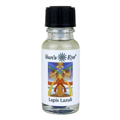 Guides and Angels Lapis Lazuli Oil