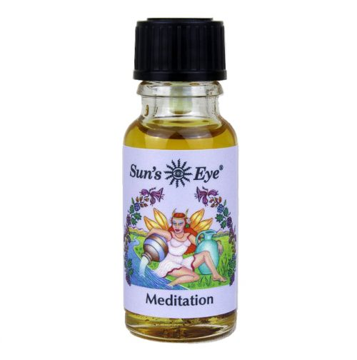 Guides and Angels Meditation Oil