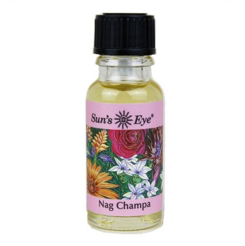 Guides and Angels Nag Champa Oil