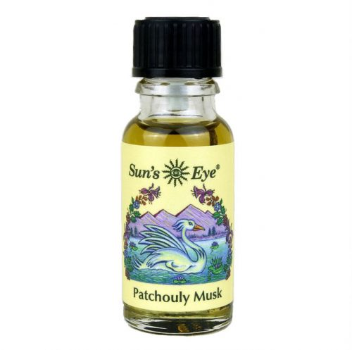 Guides and Angels Patchouly Musk Oil