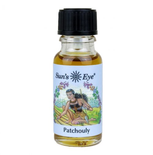 Guides and Angels Patchouly Oil