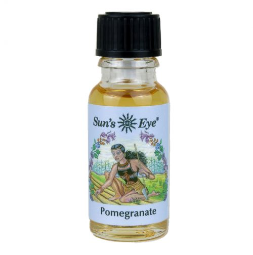 Guides and Angels Pomegranate Oil