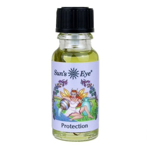 Guides and Angels Protection Oil