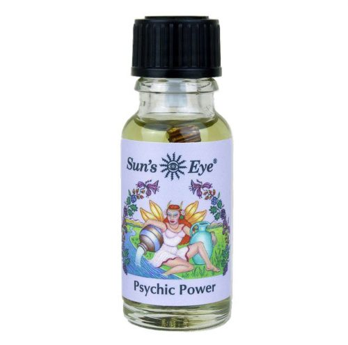 Guides and Angels Psychic Power Oil