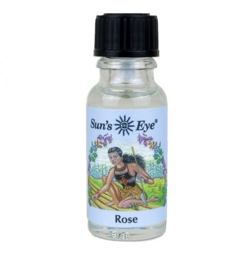 Guides and Angels Rose Oil