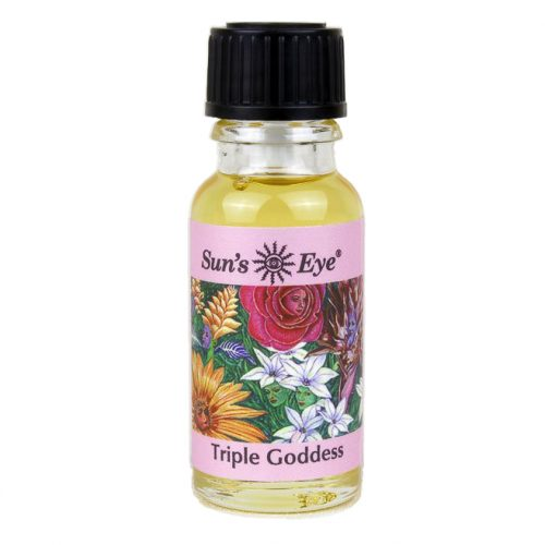 Guides and Angels Triple Goddess Oil