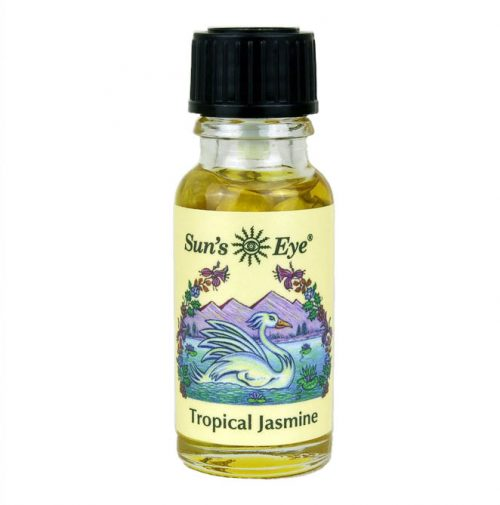 Guides and Angels Tropical Jasmine Oil
