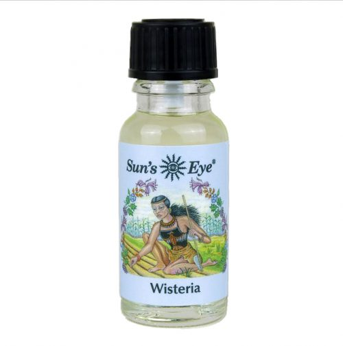 Guides and Angels Wisteria Oil